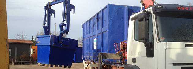 Container Service - R & S Kusche, Stade
